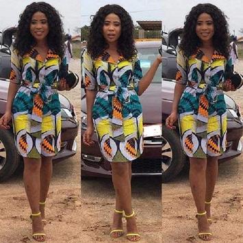 Hot African Short Gowns. screenshot 14