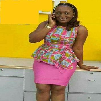 Hot African Short Gowns. screenshot 15