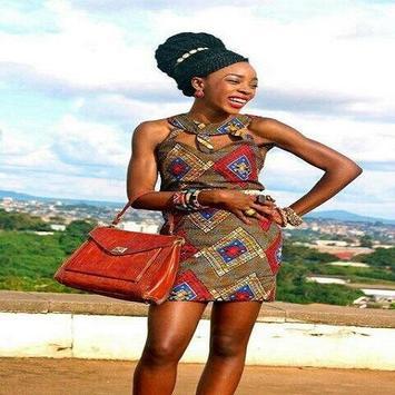 Hot African Short Gowns. screenshot 17