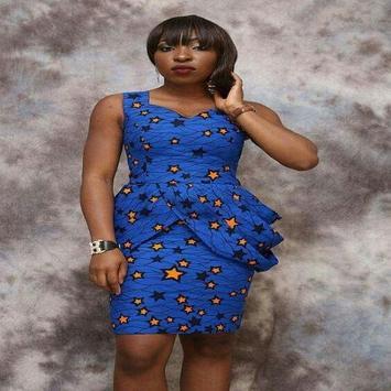 Hot African Short Gowns. screenshot 18