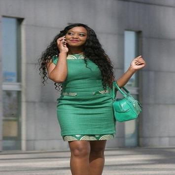 Hot African Short Gowns. screenshot 20