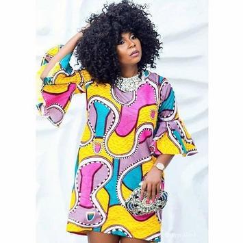 Hot African Short Gowns. screenshot 21