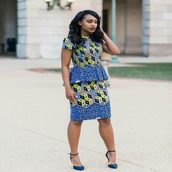 Hot African Short Gowns. screenshot 22