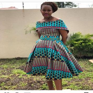 Hot African Short Gowns. screenshot 23