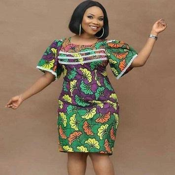 Hot African Short Gowns. screenshot 2