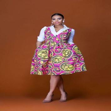 Hot African Short Gowns. screenshot 7