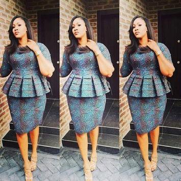 Hot African Short Gowns. screenshot 4