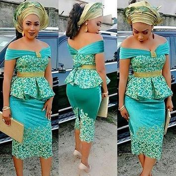 Hot African Short Gowns. screenshot 5