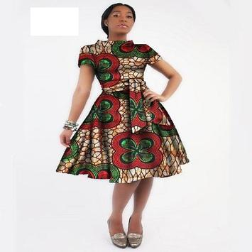 Hot African Short Gowns. screenshot 8
