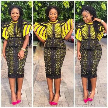 Hot African Short Gowns. screenshot 9