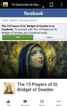 15 Oraciones de Santa Brígida screenshot 7