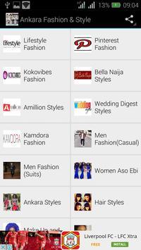 Ankara Fashion & Style poster