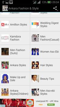 Ankara Fashion & Style apk screenshot