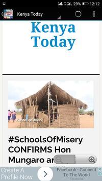 Kenya News apk screenshot