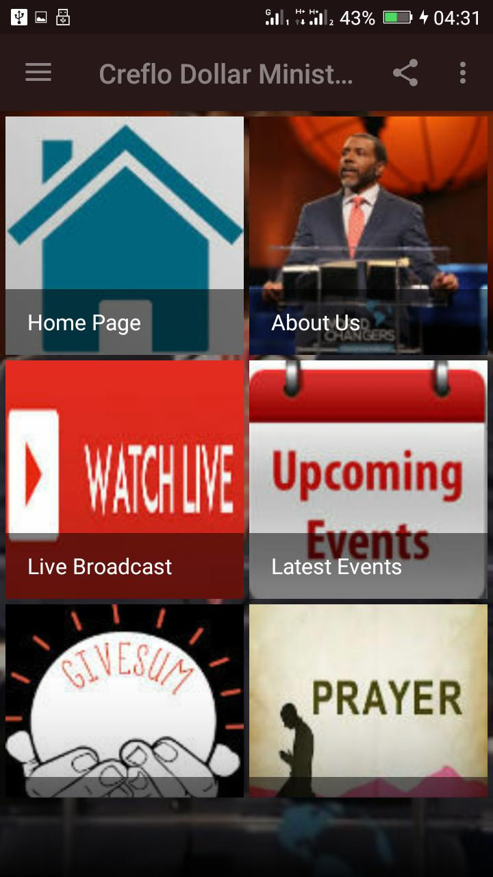 Creflo Dollar Ministries For Android Apk Download