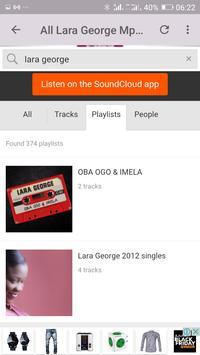Lara George Mp3 Songs screenshot 2
