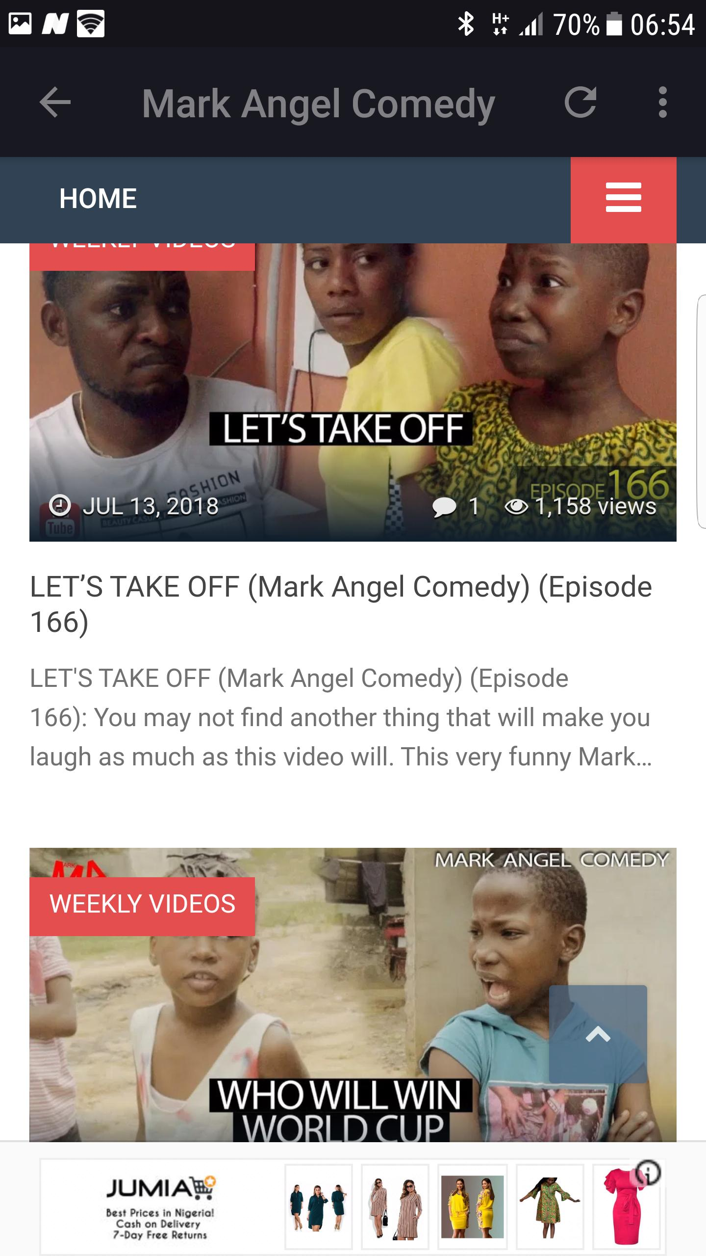 Nigeria Comedy Skits App for Android - APK Download