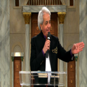 benny hinn-faith healing icon