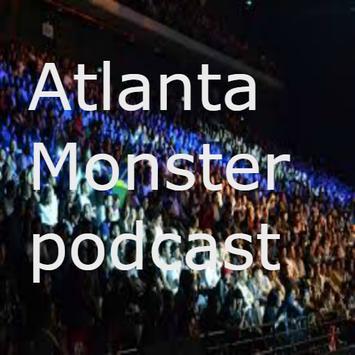 Atlanta Monster podcast poster