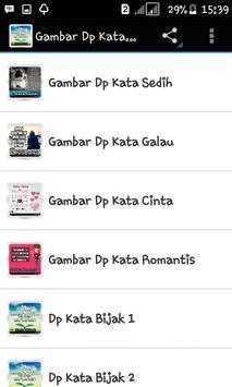 Gambar Dp Kata Bijak Apk App Free Download For Android