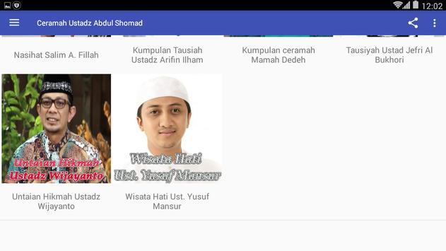 Ceramah Ustadz Abdul Shomad screenshot 3