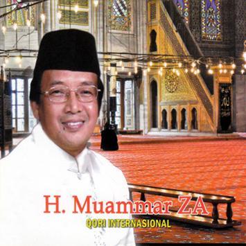 Murotal Al Quran Moammar Z. A poster