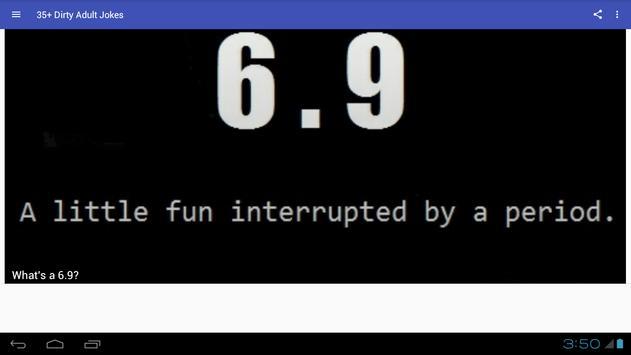 35+ Dirty Adult Jokes screenshot 2