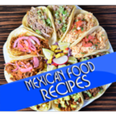 Mexican Food Recipes! icon