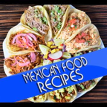 Mexican Food Recipes! poster