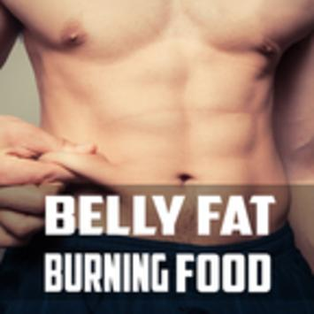 Belly Fat Burning Food! poster