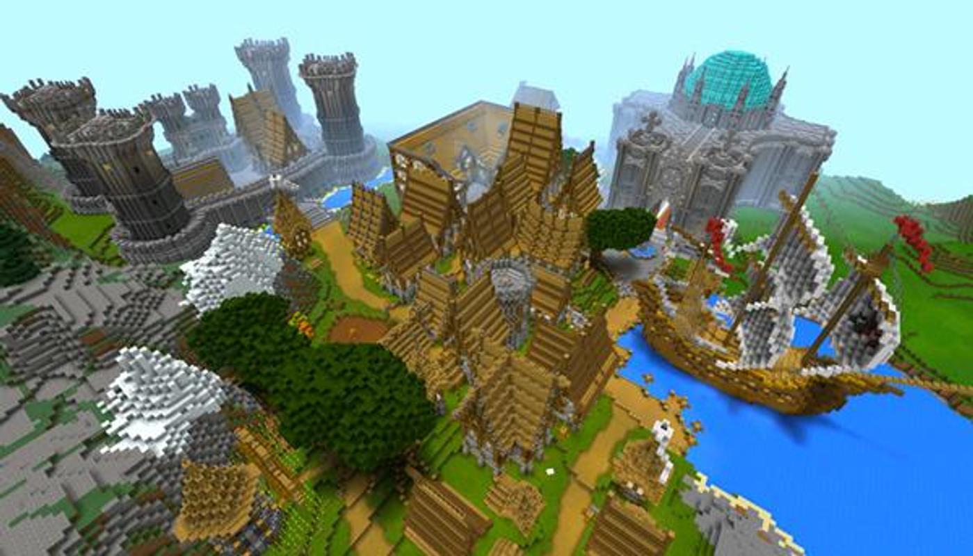 Maps For Minecraft PE APKDownload Kostenlos Unterhaltung - Kostenlose maps fur minecraft pe