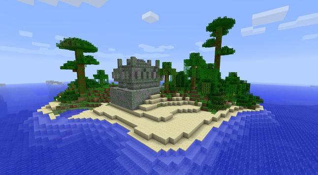 Seeds for Minecraft PE 0.16.0 apk screenshot