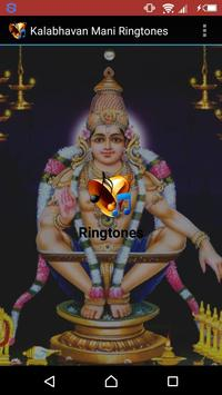 kalabhavan Mani  Ringtones poster