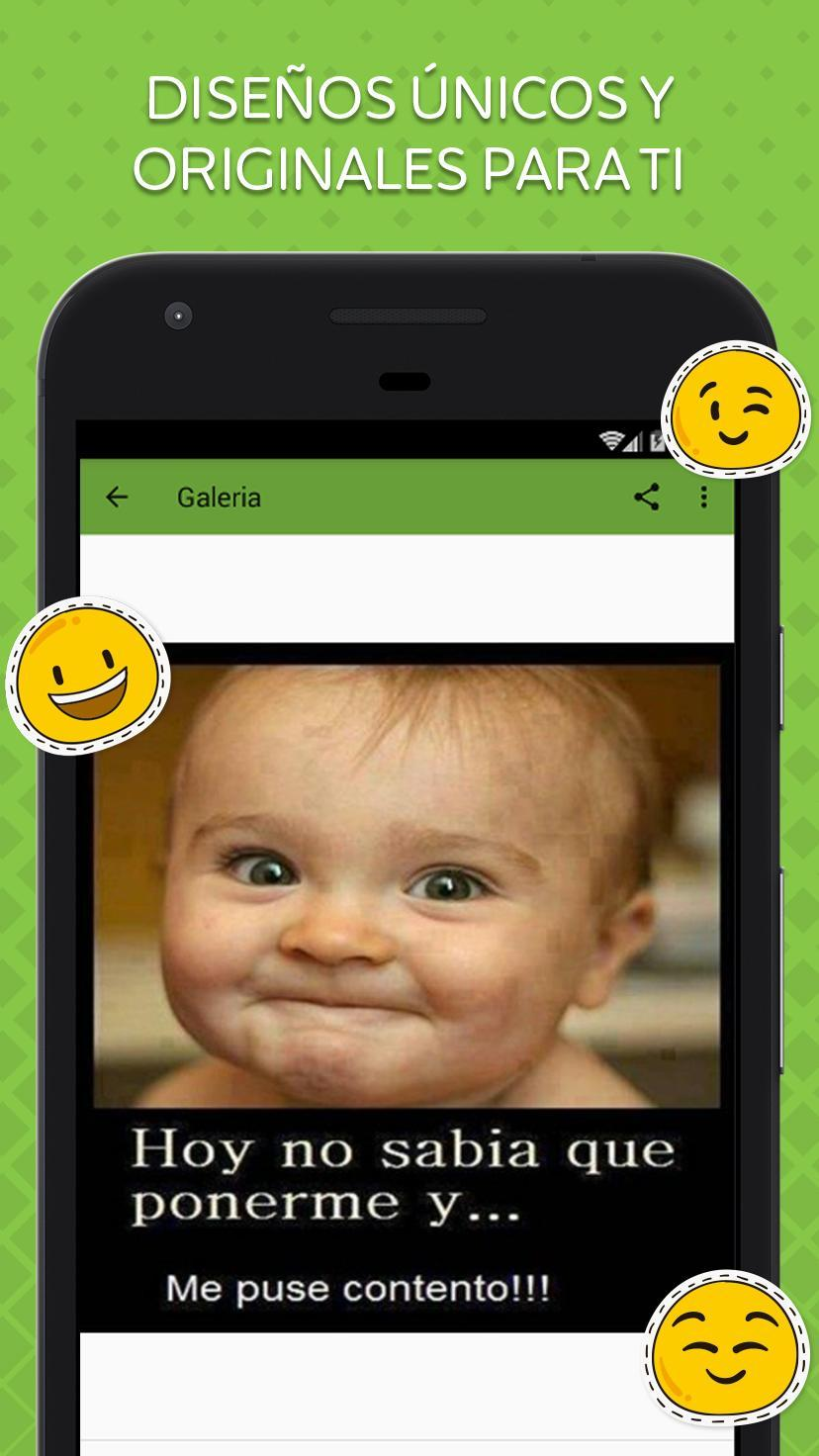 Imagenes De Risa Con Frases For Android Apk Download