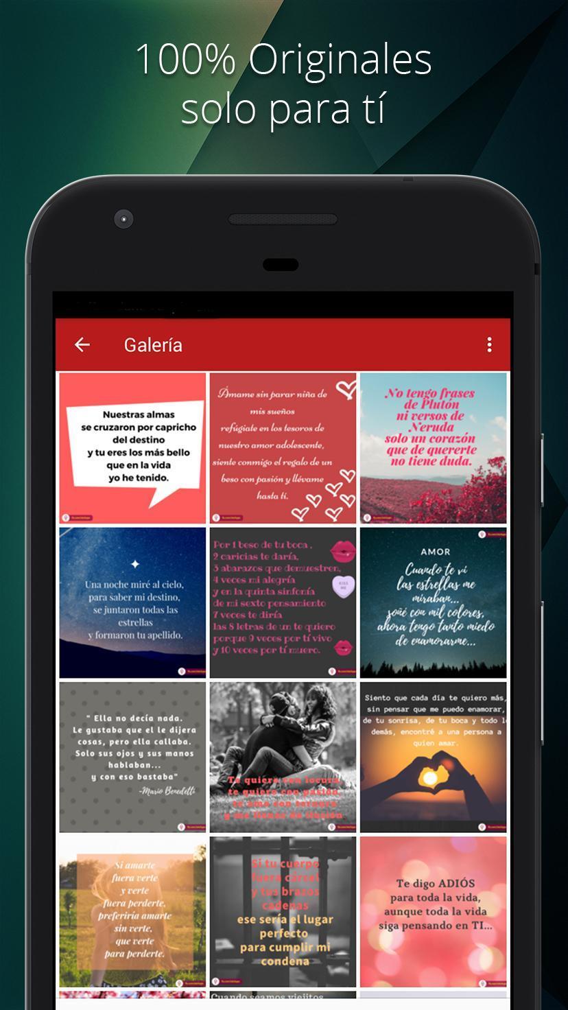 Frases De Amor Y Versos Bonito For Android Apk Download