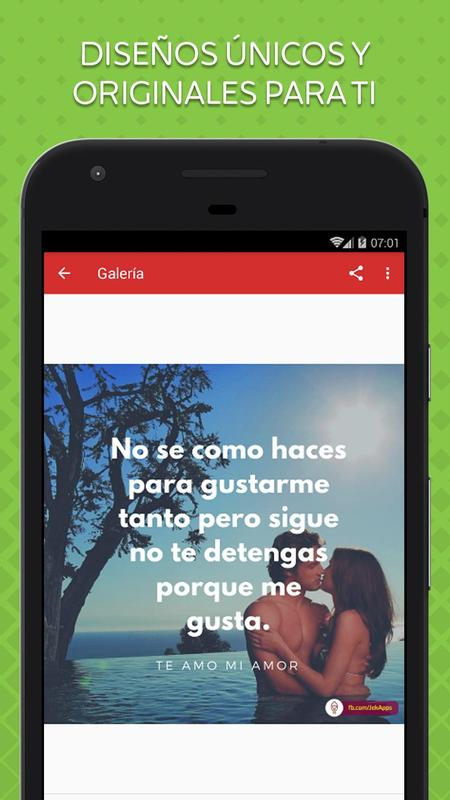 Frases Amor Romantico For Android Apk Download
