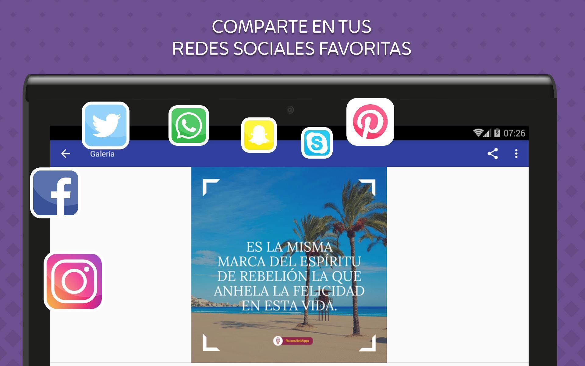Imagenes Frases De Felicidad для андроид скачать Apk