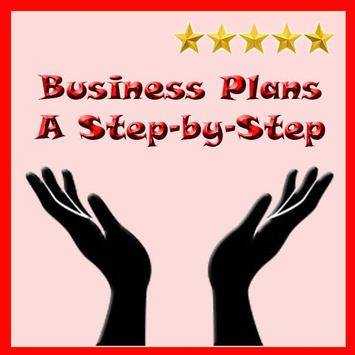 Business Plans: A Step-by-Step poster