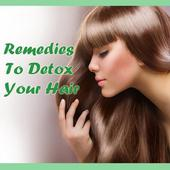 Remedies To Detox Your Hair icon
