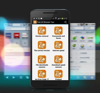 Free UC Browser Tips apk screenshot