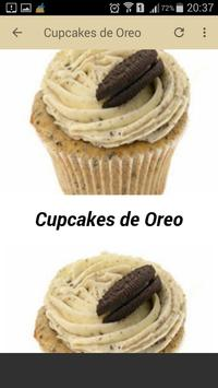 Recetas de Cupcakes screenshot 1