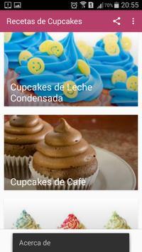 Recetas de Cupcakes screenshot 6