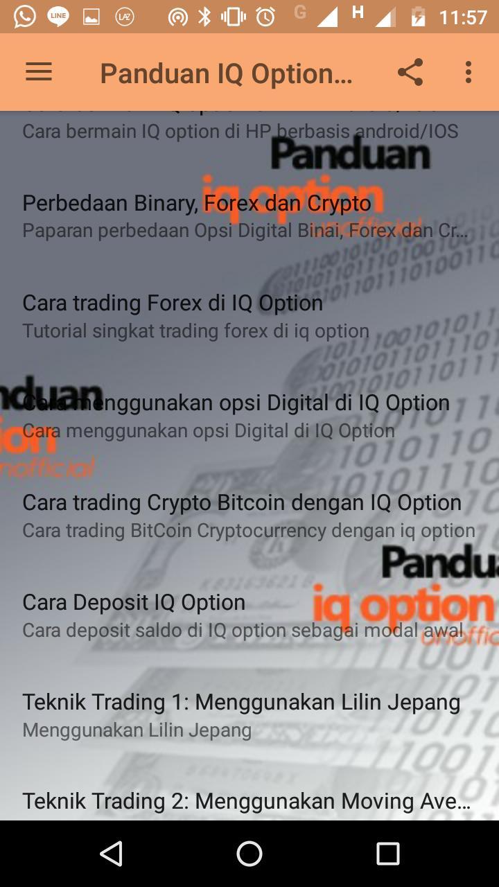 Bagaimana cara trading Option di Indonesia?