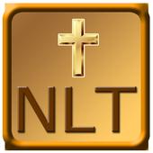 Bible NLT Free Version icon
