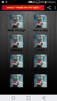 Best Tips For Asphalt Xtreme poster