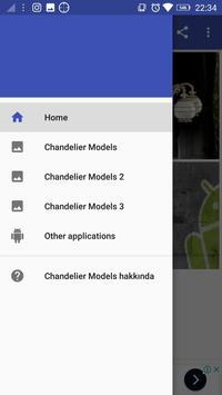 Chandelier models screenshot 1