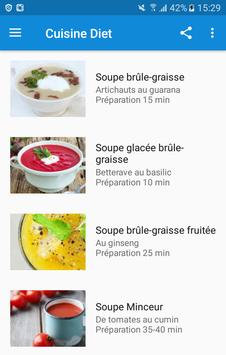Cuisine Diét screenshot 6