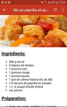 Cuisine Diét screenshot 8