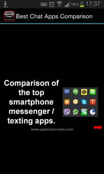 Best Chat Apps Comparison I poster