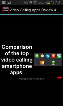 Video Calling Apps Review poster